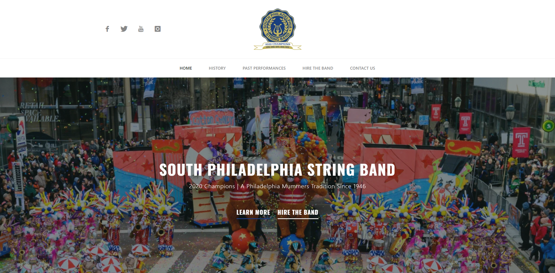 South Philadelphia String Band